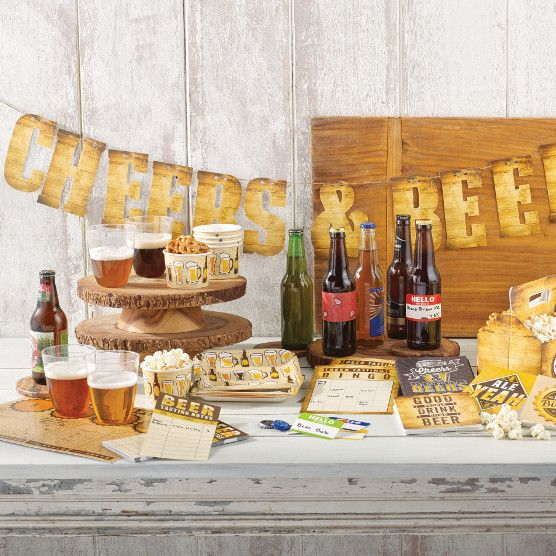 Tag a friend who would love this beer tasting party theme!   #partyblvd #asheville #beertasting #party #ncbeermonth