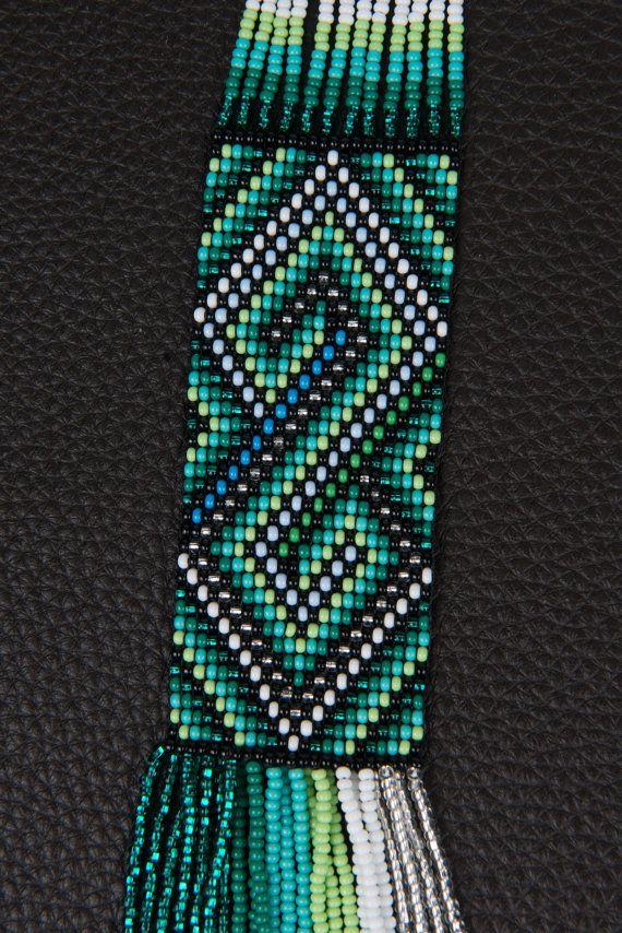 Pacha Mama Wualca Medicine Necklace ~ Sea of Dreams + Bonus Matching Earrings