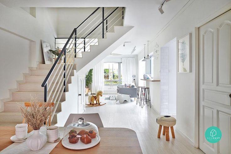 Labour Of Love Behind Friskau0027s Impressive HDB Maisonette. Home DesignDesign  ...