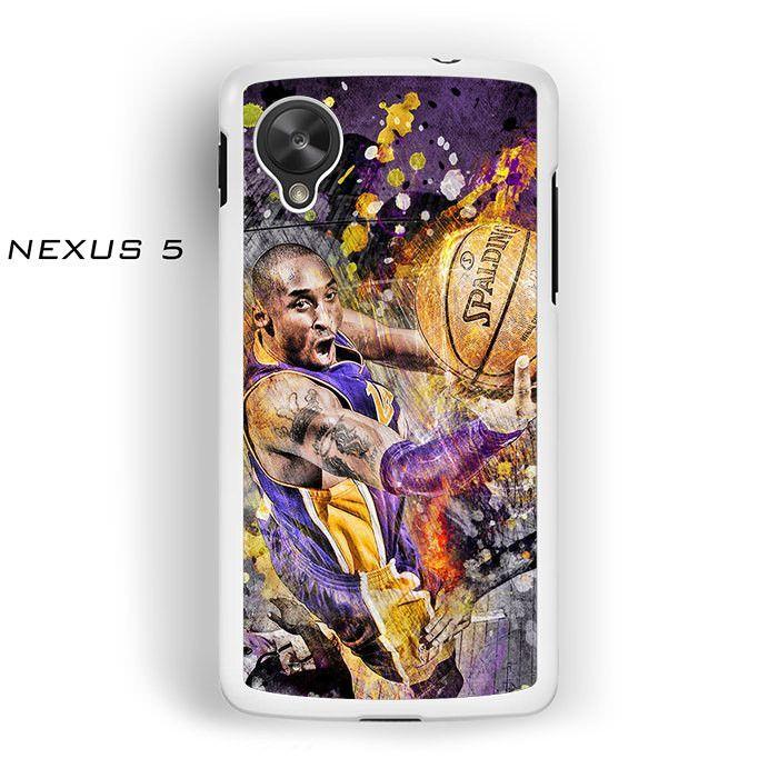 Spalding Kobe Bryan for Nexus 4/Nexus 5 phonecases