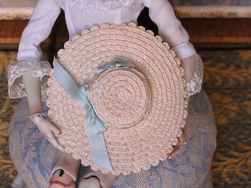 Comment fabriquer un chapeau de paille
