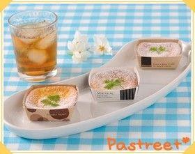 お豆腐のベイクドチーズケーキ