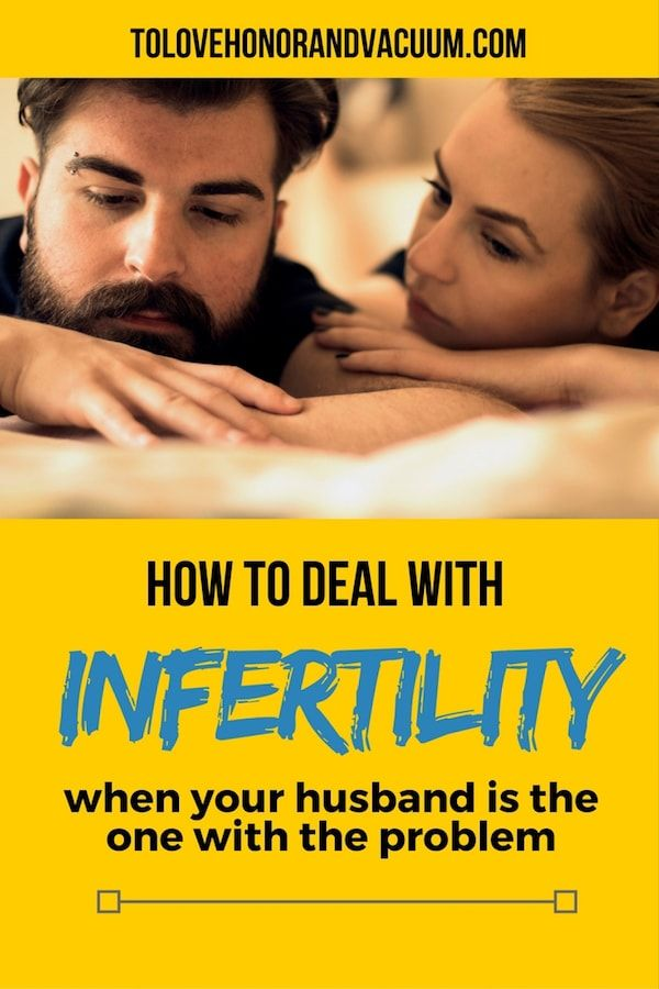 Dealing with Male Infertility in Your Marriage--Staying Close when he has a low sperm count (and figuring out what to do about it!) via @sheilagregoire