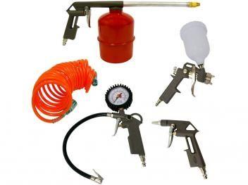 Kit para Compressor de Ar 5 Peças - Intech Machine KT1000