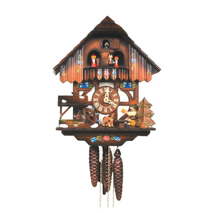 Black Forest Germany Cuckoo House Black Forest Craftsmen