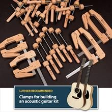 Acoustic Guitar Kit Clamp Set | stewmac.com