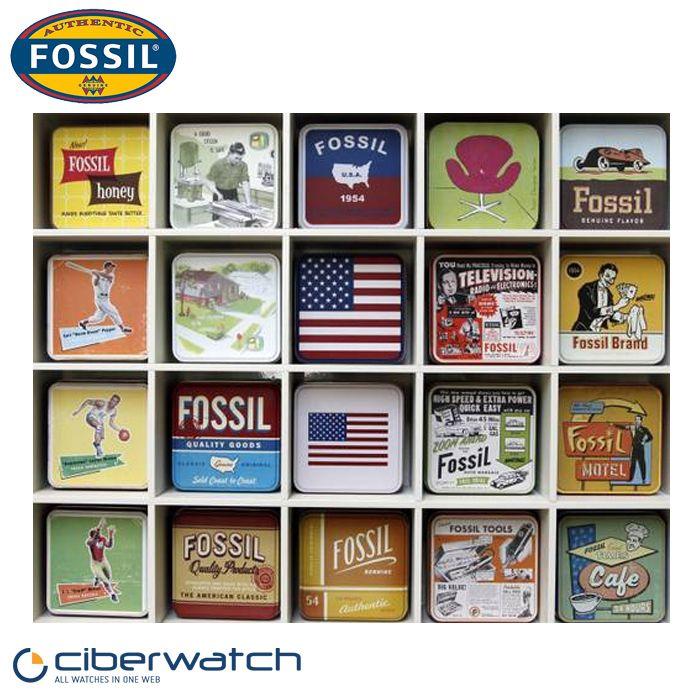 Resultado de imagen para cajas de reloj fossil