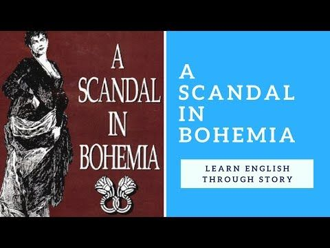 Story 004   Learn English Through Story   A SCANDAL IN BOHEMIA
