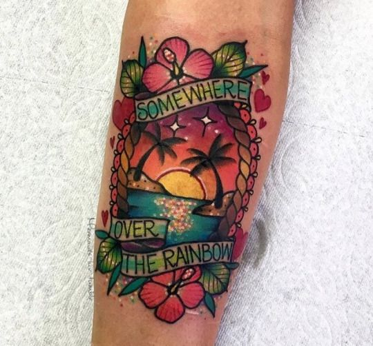 Mermaids tattoos ...