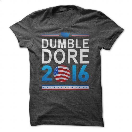 Dumbledore 2016 Election Shirt - #hoodies for men #make your own t shirts. BUY NOW => https://www.sunfrog.com/Funny/Dumbledore-2016-Election-Shirt.html?60505