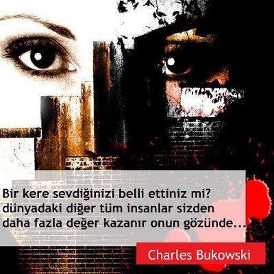 charles bukowski sözleri ingilizce - Google'da Ara