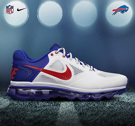 NIKE TRAINER 1.3 MAX BREATHE – 2012 NFL DRAFT PACK Bills
