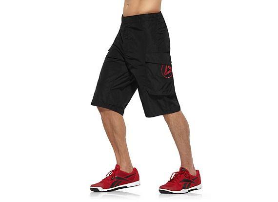 Men's Reebok CrossFit Cargo Coaches Short Shorts Z35990