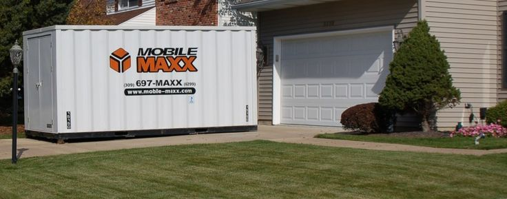 Mobile Maxx Peoria, Illinois | Portable Storage Units – Compare us to PODS® Moving and Storage