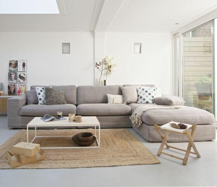 die besten 25+ wohnzimmer sofas ideen auf pinterest, Wohnzimmer dekoo