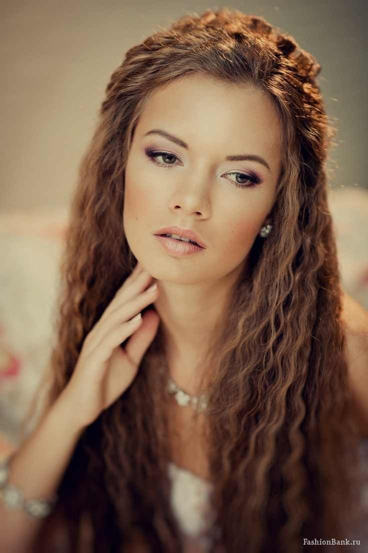 Boho Crimped Gypsy Boho Big Hair Styles Pinterest