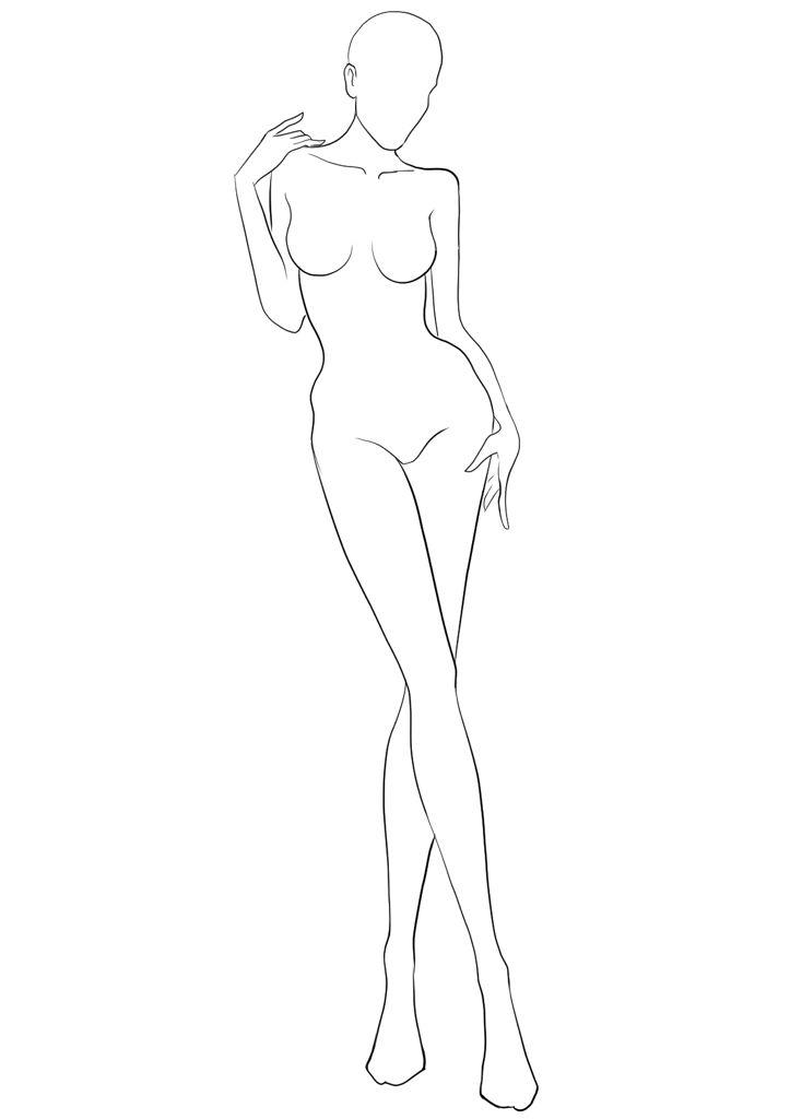 Fashion figure
