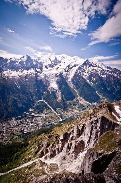 Mont Blanc | Chamonix, France
