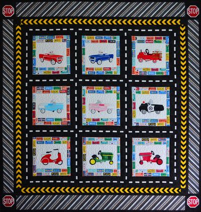 11 best Car & Motorcycle Quilt Patterns images on Pinterest   Cars ... : motorcycle quilt pattern - Adamdwight.com