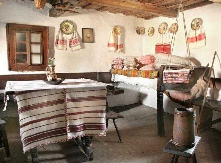 Romanian Rural Interiors
