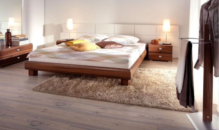 Wundervoll Hasena Soft Line Ivio Opio Noble Bed