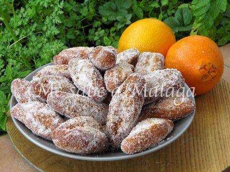 Los palillos de naranja, también conocidos como palillos de carnaval son un dulce típico de Villanueva de la Concepción. Se trata d...