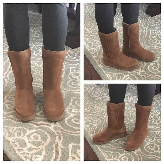Ugg Love I Adore My New Slim Profile Ugg Boots