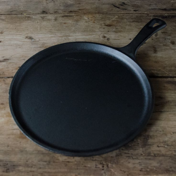 "10.5"" Cast Iron Griddle"