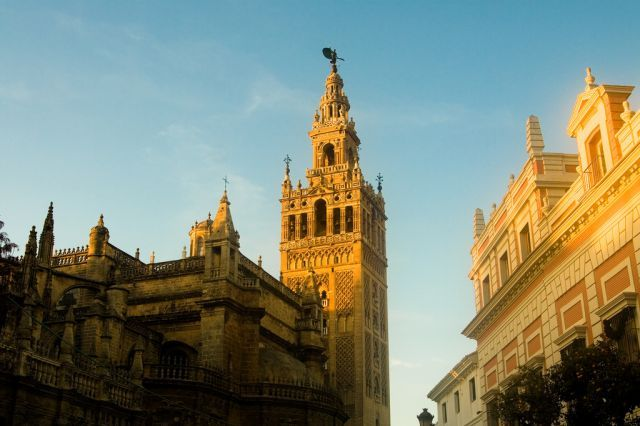 The Giralda Tower