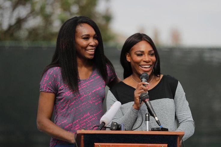 Straight back to Compton: Venus and Serena Williams go home #straight #compton #venus #serena #williams