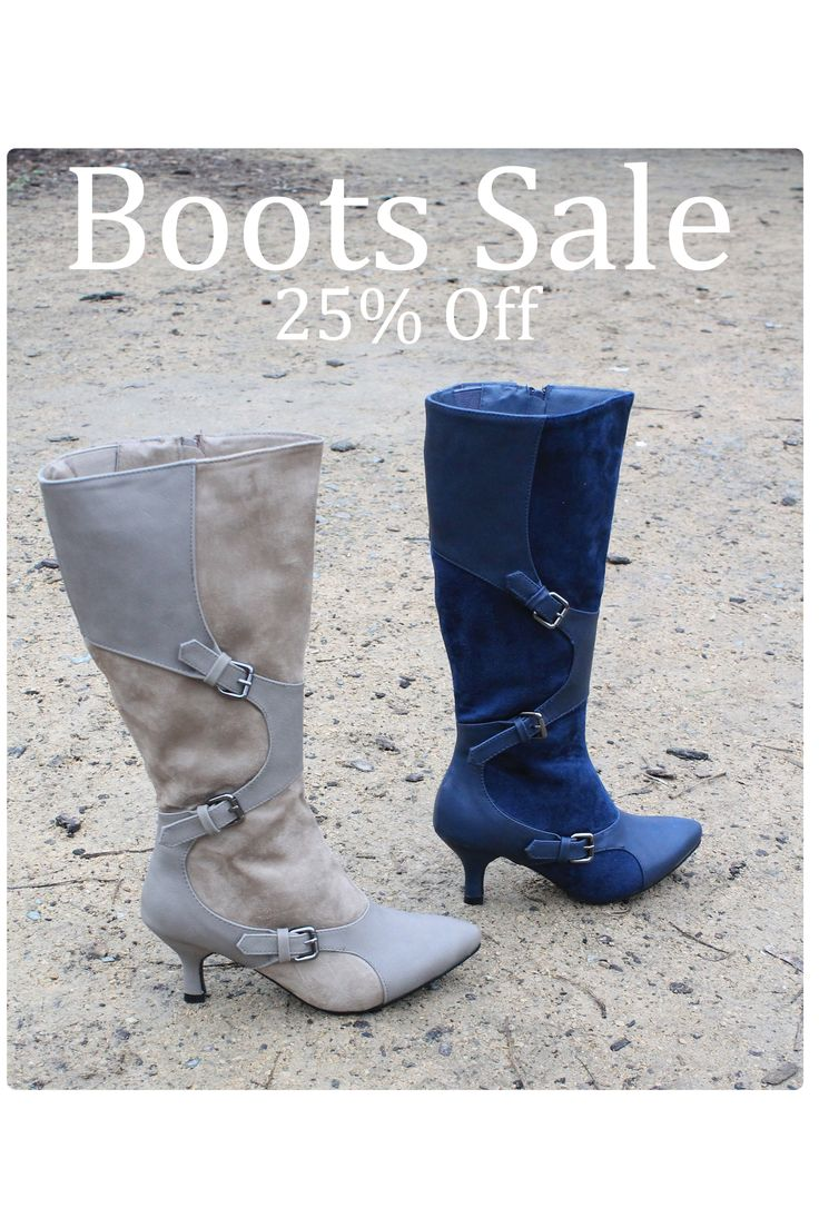 Don't forget our bank holiday boot sale is still running til 07/04/2015. Quote 'easterboots' at checkout and receive 25% off all knee high boots. http://www.shoesdays.co.uk/collections/knee-high-boots