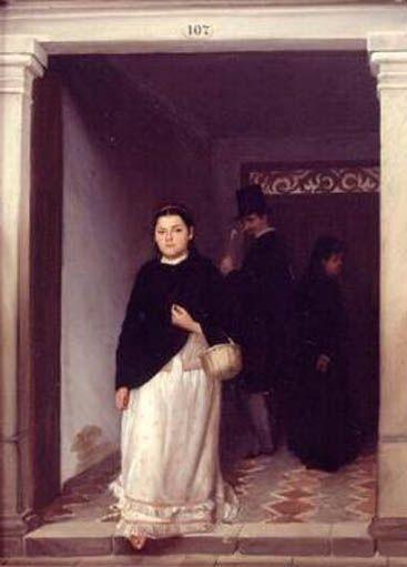 Epifanio Garay. Pintor colombiano.