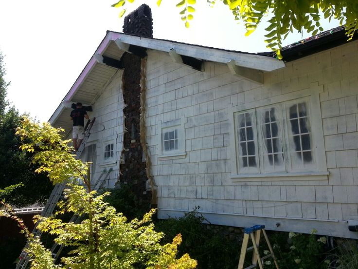 North Vancouver home before