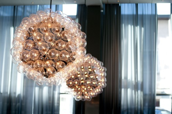 Coolest lamps at https://www.nordicchoicehotels.no/Comfort/Comfort-Hotel-Union-Brygge/