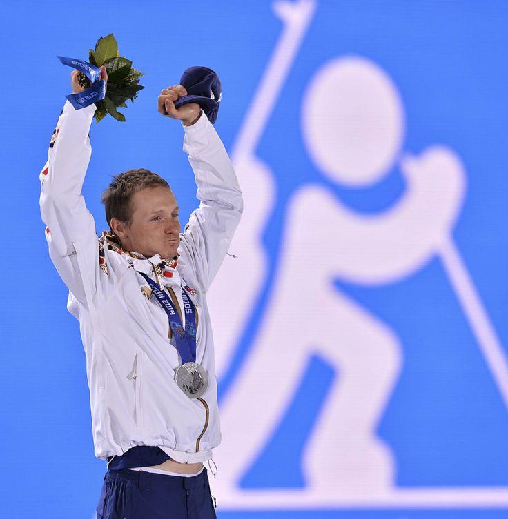 Ondřej Moravec, Sochi 2014, Biathlon