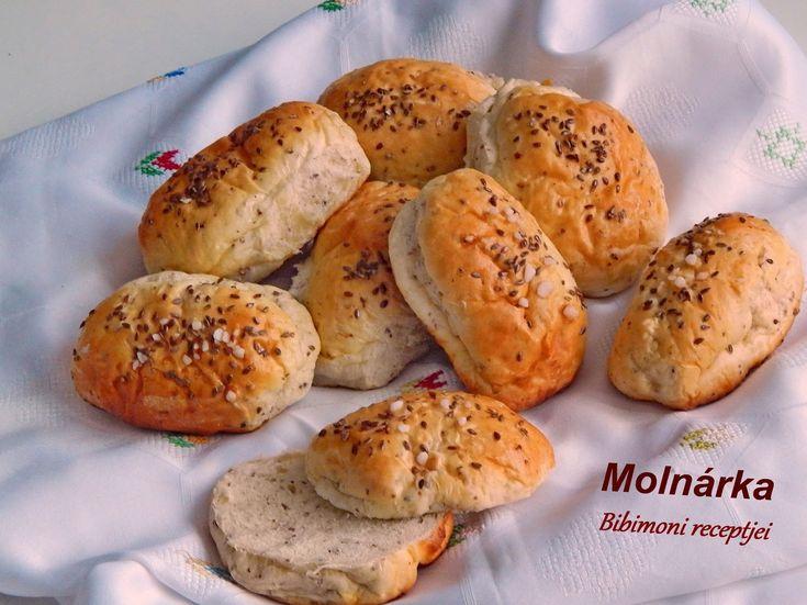 Bibimoni Receptjei: Lenmagpelyhes Molnárka