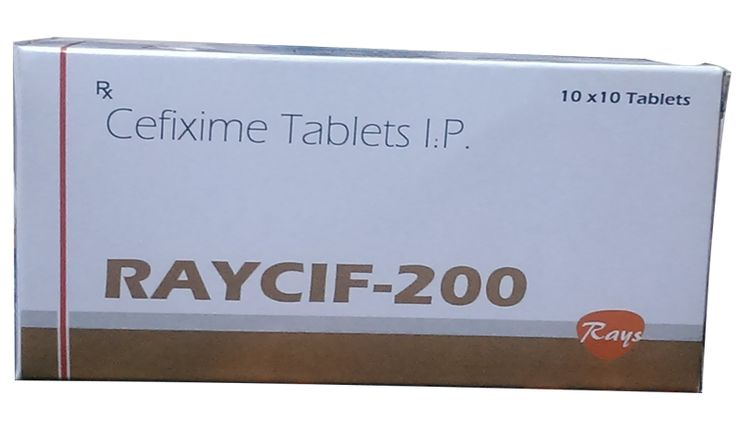 Cefixime 200 mg #rays