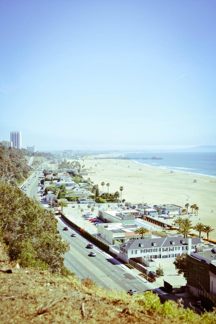 Love this beach, Santa Monica CA