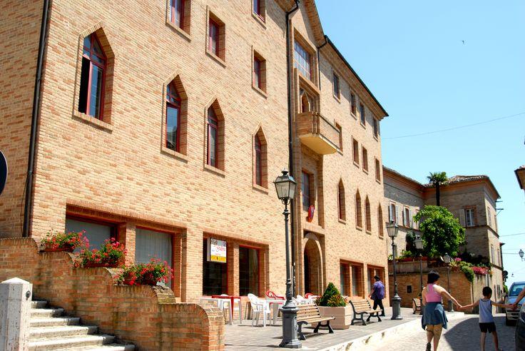 Palazzo comunale #marcafermana #falerone #fermo #marche