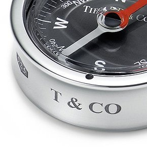 Tiffany & Co. Compass | The House of Beccaria