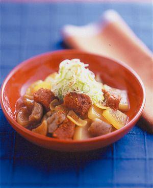 コンビーフと大根の煮もの   今泉久美さんのレシピ【オレンジページnet ...