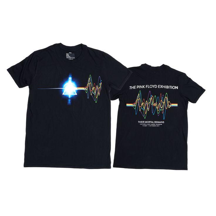 Exhibition T-Shirt by Pink Floyd   £25.00   V&A Shop #VAMshop #pinkfloyd