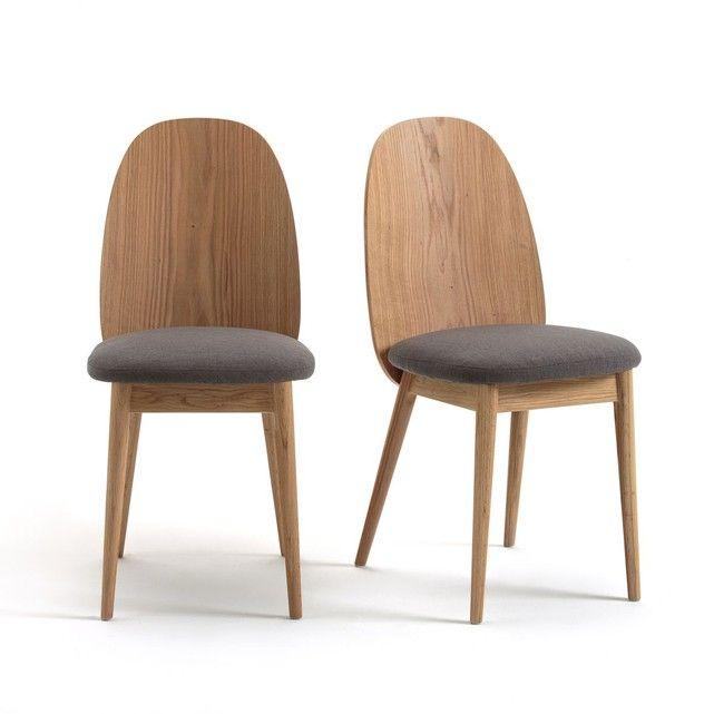 Lot De 2 Chaises Crueso Chaise Table Et Chaises Chaise Design