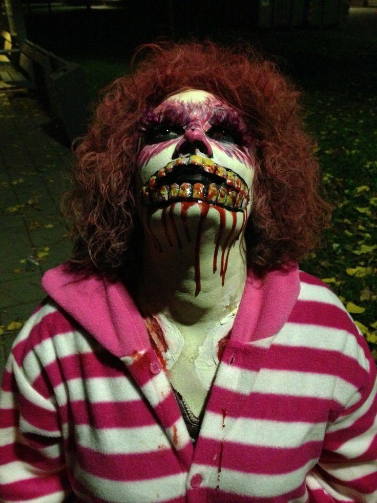 Kat Alice in wonderland zombiewalk 2015
