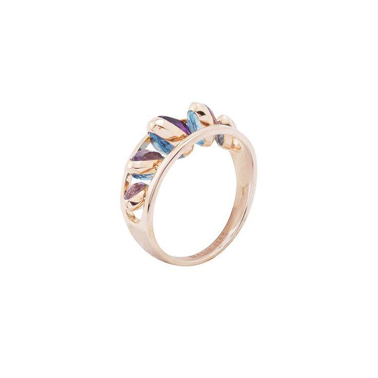 Dancing Ring - Broken English Jewelry