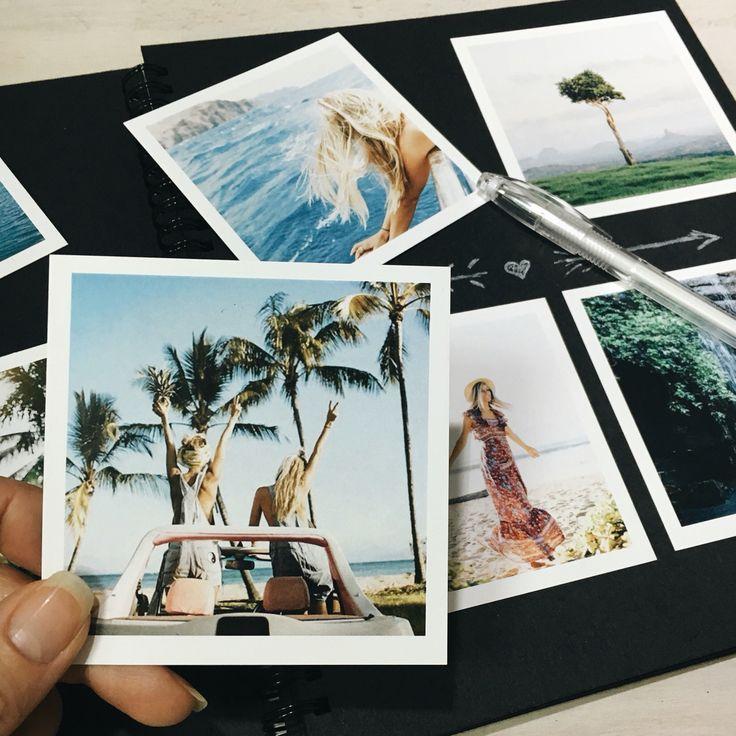 Открытка днем, печать фотографий открытки