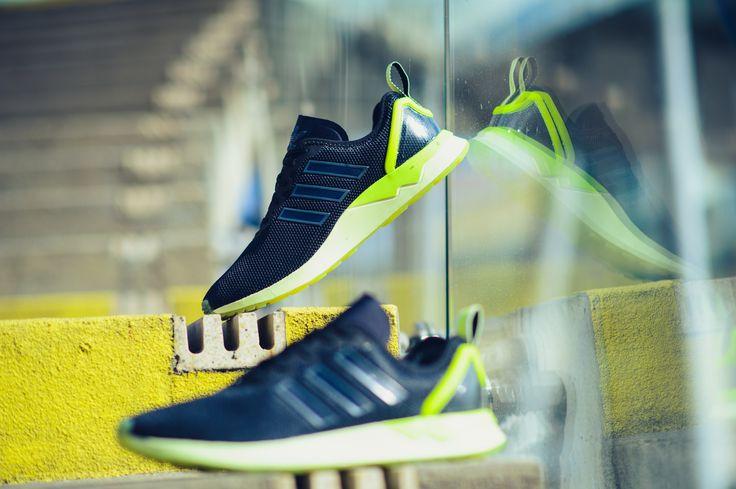 Adidas FLUX adv / adidas originals / buty sportowe / czarne