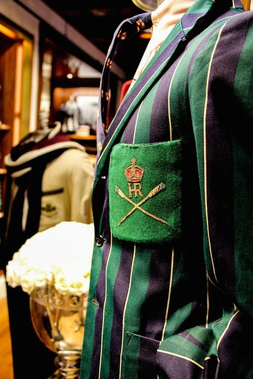 properkidproblems: On The Blog // Rowing Blazer's Book...