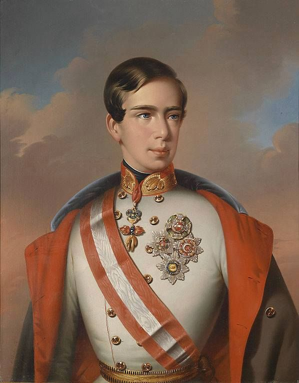 Emperor Franz Joseph I (1848-1916)