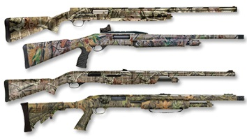 American Hunter - The Best Turkey Guns for 2012  I WANT THIS!!! The bottom one...Mossberg SA-20 Turkey Thug.  Must win the lottery before Spring Turkey Season!